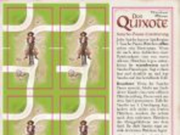 Bild zu Frühjahrs-Neuheiten-Spiel Don Quixote: Sancho-Pansa