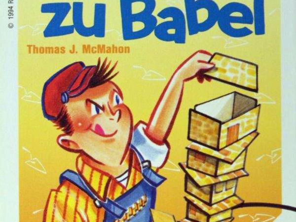 Bild zu Frühjahrs-Neuheiten-Spiel Turmbau zu Babel