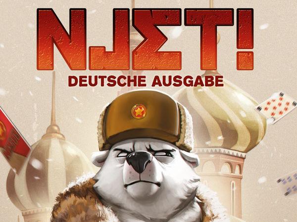 Bild zu Frühjahrs-Neuheiten-Spiel Njet!