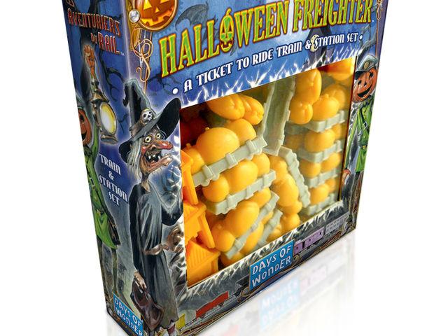 Zug um Zug: Halloween Frachter-Set Bild 1