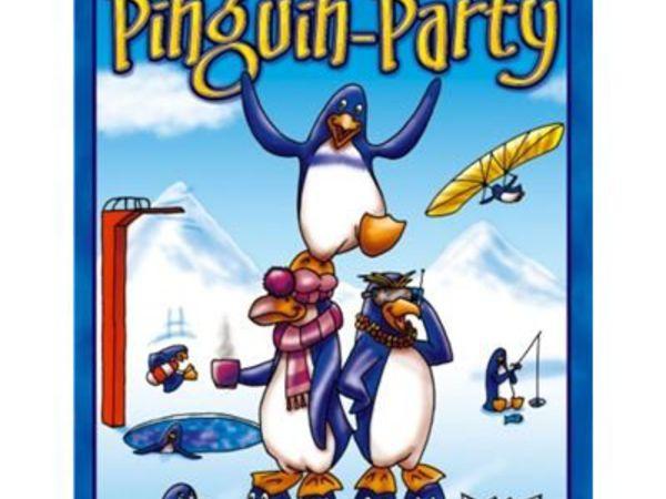 Bild zu Alle Brettspiele-Spiel Pingu-Party