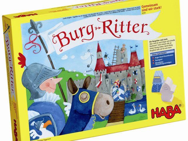 Burg-Ritter Bild 1