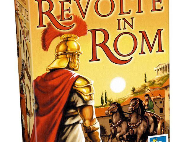 Revolte in Rom Bild 1
