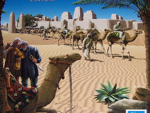 Bild zu Alle Brettspiele-Spiel Timbuktu