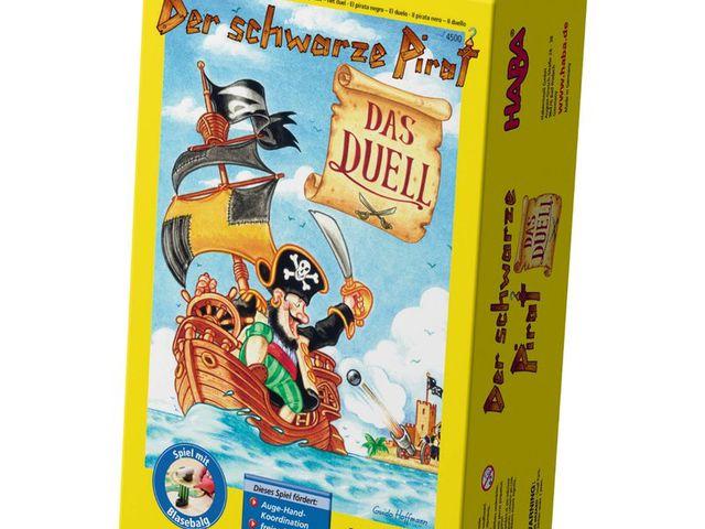 Der schwarze Pirat: Das Duell Bild 1