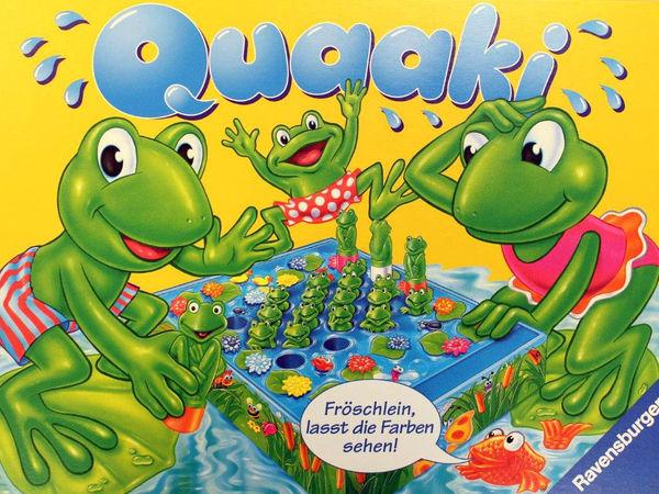 Bild zu Frühjahrs-Neuheiten-Spiel Quaaki