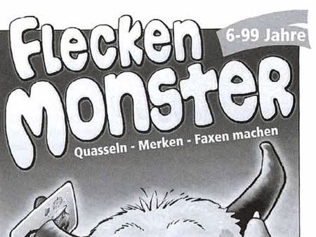 Flecken Monster