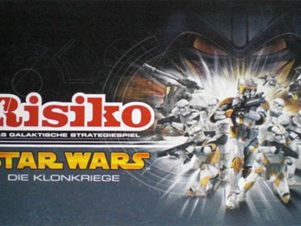 Bild zu Alle Brettspiele-Spiel Risiko: Star Wars - Die Klonkriege