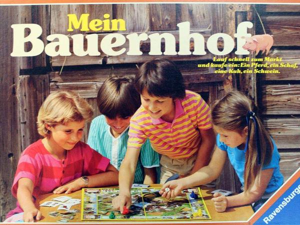 Bild zu Alle Brettspiele-Spiel Mein Bauernhof