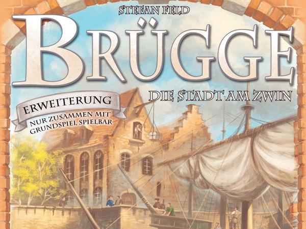 Bild zu Alle Brettspiele-Spiel Brügge: Die Stadt am Zwin