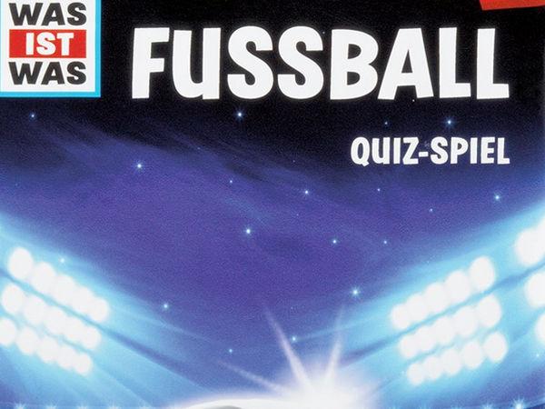 Bild zu Frühjahrs-Neuheiten-Spiel Was ist was: Fußball-Quiz