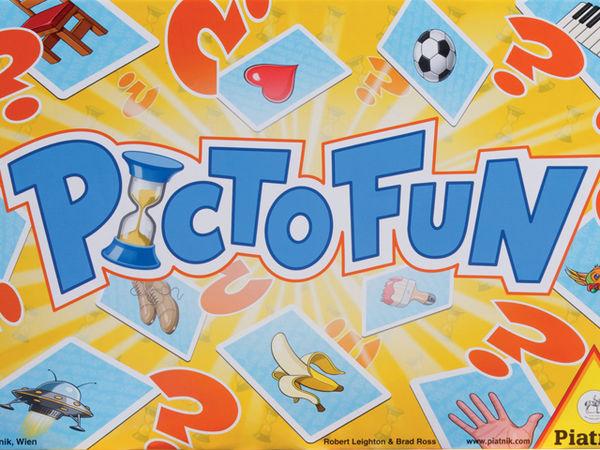 Bild zu Alle Brettspiele-Spiel PictoFun