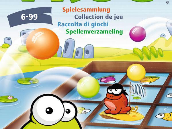 Bild zu Frühjahrs-Neuheiten-Spiel Tap the Frog: Mitbringspiel