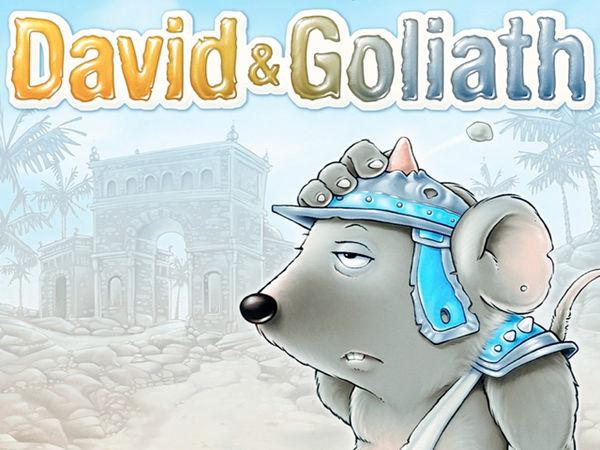 Bild zu Frühjahrs-Neuheiten-Spiel David & Goliath