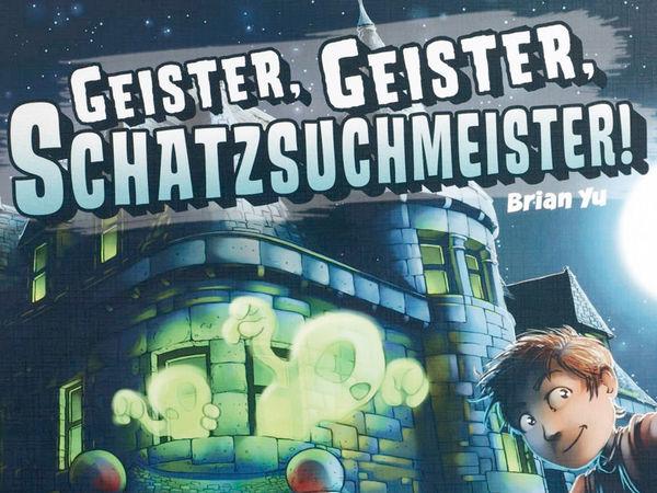 Bild zu Alle Brettspiele-Spiel Geister, Geister, Schatzsuchmeister!