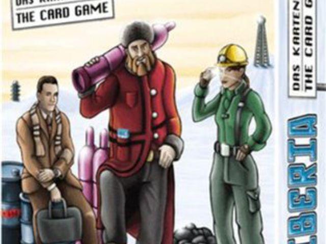 Siberia: Das Kartenspiel Bild 1