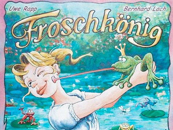 Bild zu Alle Brettspiele-Spiel Froschkönig