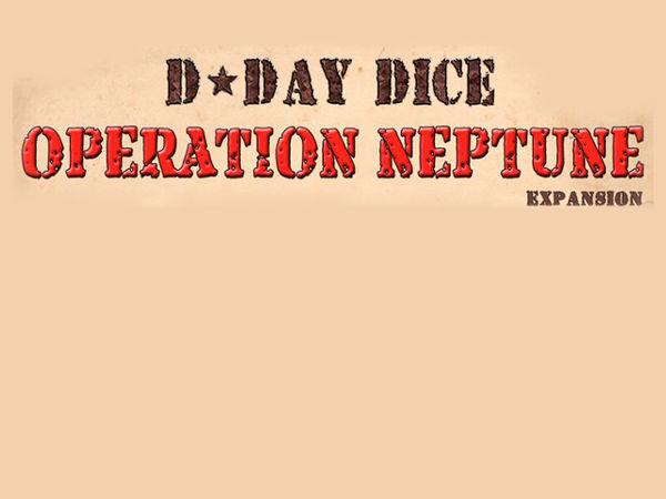 Bild zu Alle Brettspiele-Spiel D-Day Dice: Operation Neptune