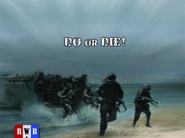 Bild zu Frühjahrs-Neuheiten-Spiel D-Day Dice