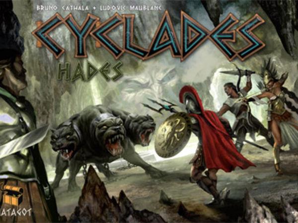 Bild zu Frühjahrs-Neuheiten-Spiel Cyclades: Hades