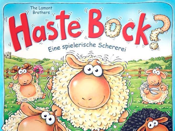 Bild zu Frühjahrs-Neuheiten-Spiel Haste Bock?