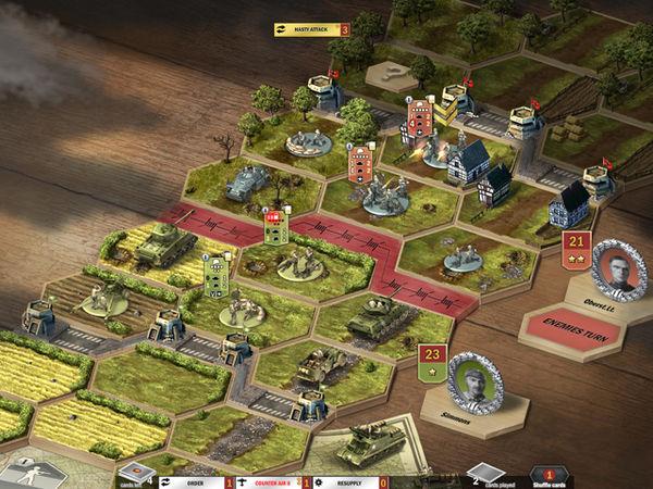 Bild zu Action-Spiel Panzer General Online