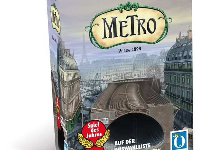 Metro Bild 1