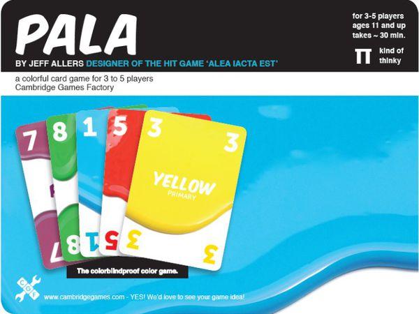 Bild zu Frühjahrs-Neuheiten-Spiel Pala