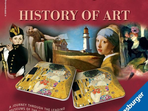 Bild zu Frühjahrs-Neuheiten-Spiel History of Art Memory