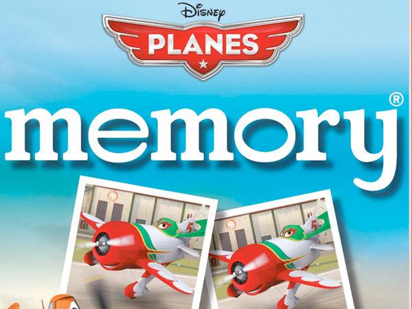 Bild zu Frühjahrs-Neuheiten-Spiel Disney Planes Memory