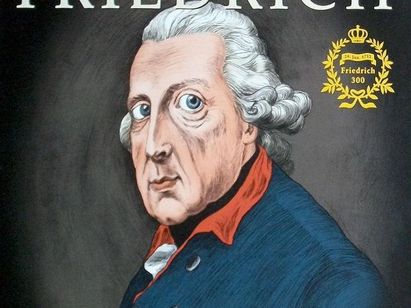 Bild zu Alle Brettspiele-Spiel Friedrich