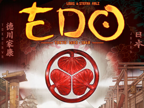 Bild zu Frühjahrs-Neuheiten-Spiel Edo