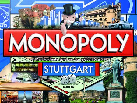 Monopoly Stuttgart