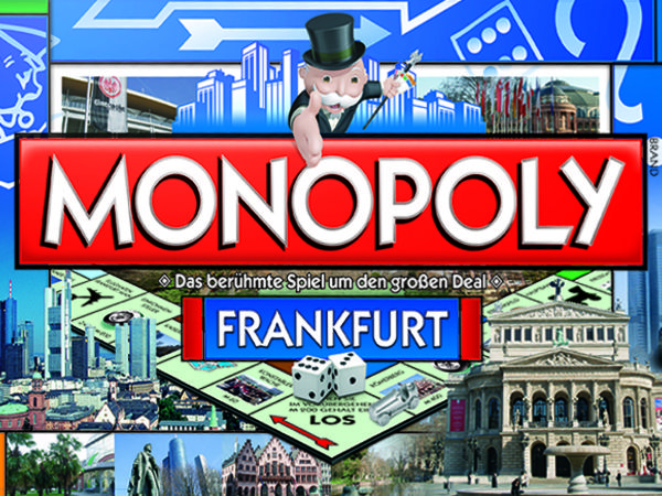 Bild zu Alle Brettspiele-Spiel Monopoly Frankfurt