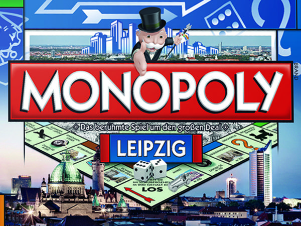Bild zu Frühjahrs-Neuheiten-Spiel Monopoly Leipzig