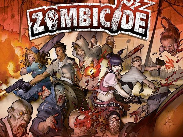 Bild zu Frühjahrs-Neuheiten-Spiel Zombicide Season 1
