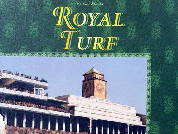 Bild zu Frühjahrs-Neuheiten-Spiel Royal Turf
