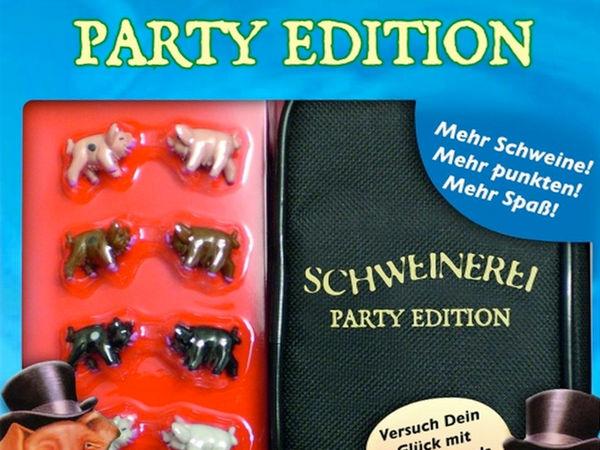 Bild zu Frühjahrs-Neuheiten-Spiel Schweinerei Party Edition