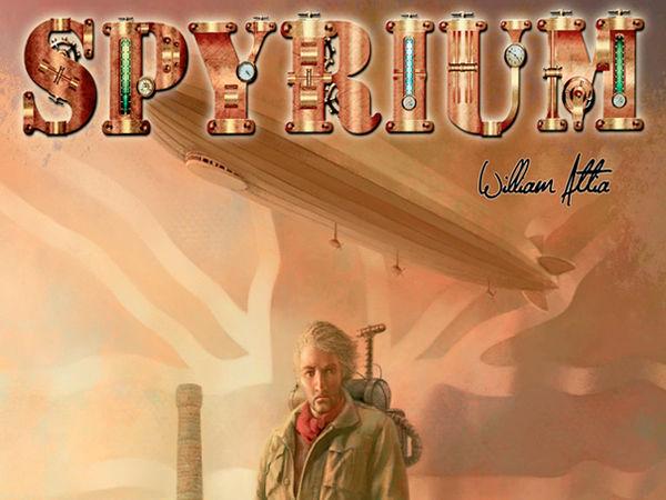 Bild zu Alle Brettspiele-Spiel Spyrium