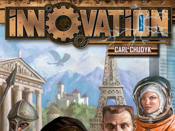 Bild zu Frühjahrs-Neuheiten-Spiel Innovation
