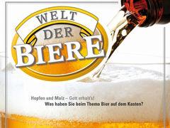 Welt der Biere