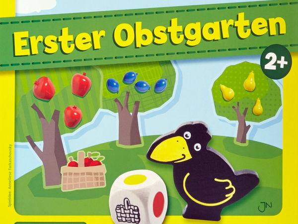 Bild zu Frühjahrs-Neuheiten-Spiel Erster Obstgarten
