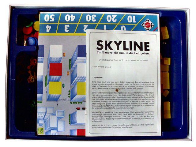 Skyline Bild 1