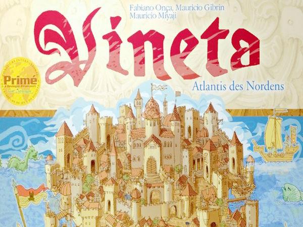 Bild zu Alle Brettspiele-Spiel Vineta