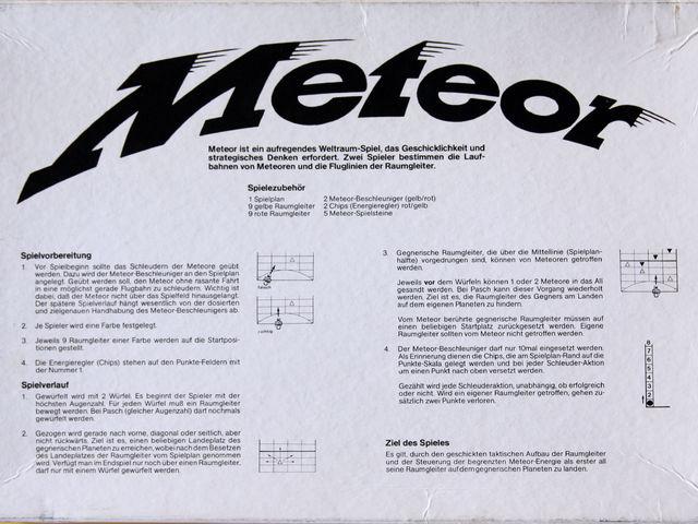 Meteor Bild 1