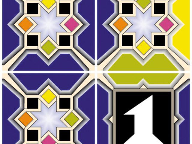 Die Hausnummern von Samarkand Bild 1