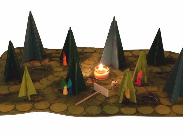 Waldschattenspiel Bild 1
