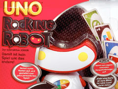 Uno Rocking Robot
