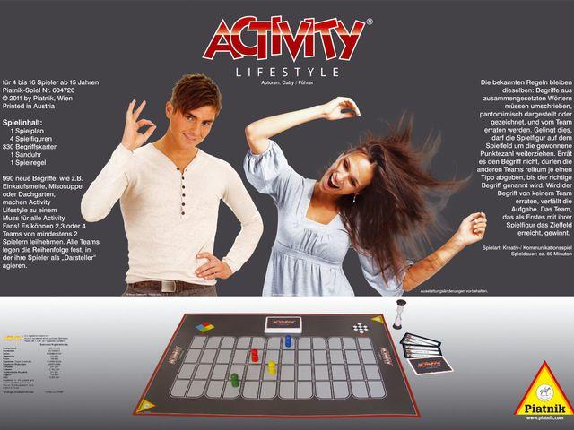 Activity Lifestyle Bild 1