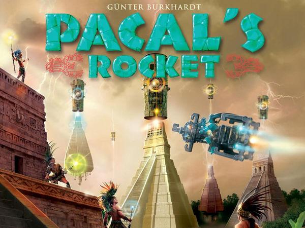 Bild zu Frühjahrs-Neuheiten-Spiel Pacal´s Rocket